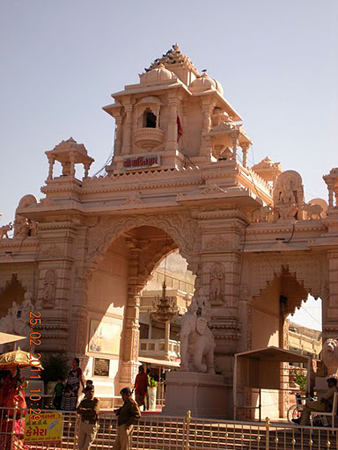 Ambaji Temple of Gujarat