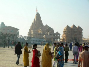 Live Darshan of Somnath Temple In Gujarat